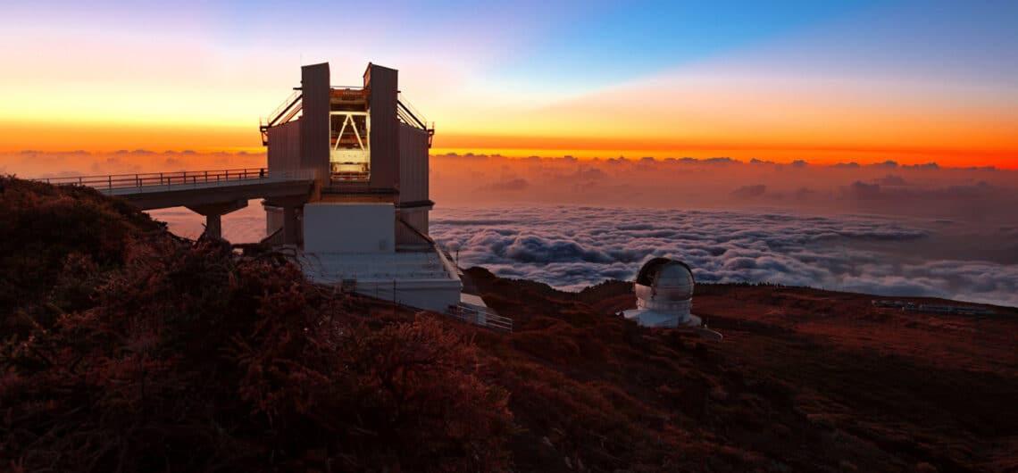Telescopio Nazionale Galieo (TNG), La Palma