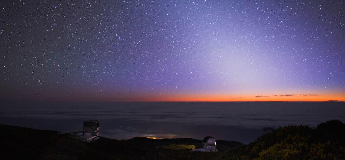 Observatorio del Roque de Los Muchachos, La Palma admits daytime visits