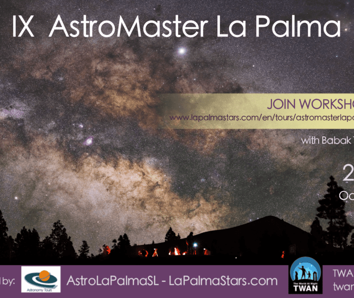 AstroMaster 2021 - Oct