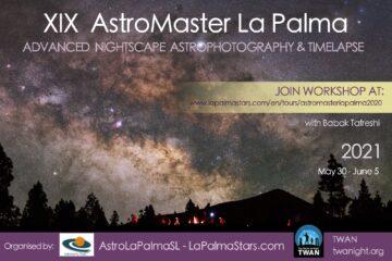 AstroMaster La Palma 2021