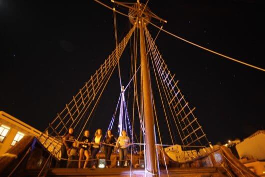 Historia y Astronomía en La Palma