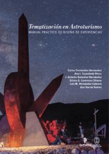 Portada Manual de Experiencias de Astroturismo.