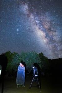 Romántica experiencia de observación del cielo nocturno, tour astronómico VIP