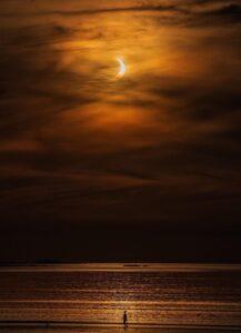 Eclipse solar Babak Tafreshi